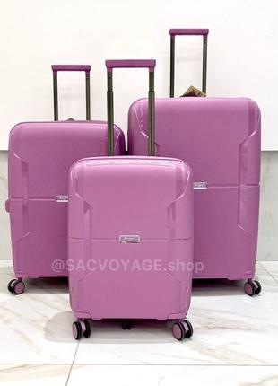 Чемодан дорожный, сумка на колесах, Airtex 245, валіза дорожня