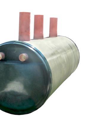 Канализационный септик 3000 литров