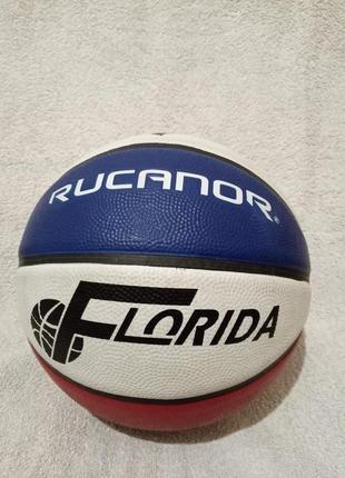 Баскетбольний м'яч, новий (3 шт.)