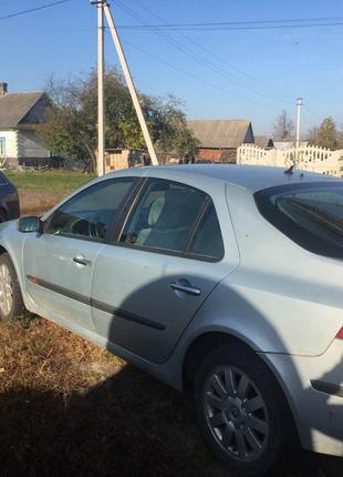 Дверь передняя правая (левая) Рено Лагуна Renault Laguna 2001