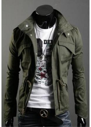 Мужская демисезонная куртка весна-осень