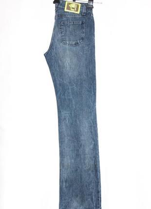 Классные джинсы синие оригинал versace sport, италия