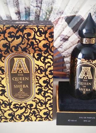 Attar Collection The Queen of Sheba Оригинал EDP  5 мл Затест_пар