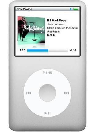 Mp3 плеер копия ipod Classic 8gb с экраном