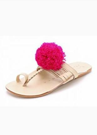 Day birger et mikkelsen: кожаные сандалии