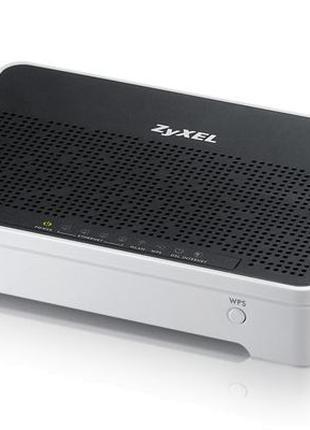 Универсальный роутер ZyXEL AMG1302-T10B (Ethernet и ADSL2+ модем)
