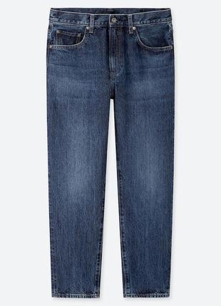 Uniqlo мужские джинсы стандартной посадки regular