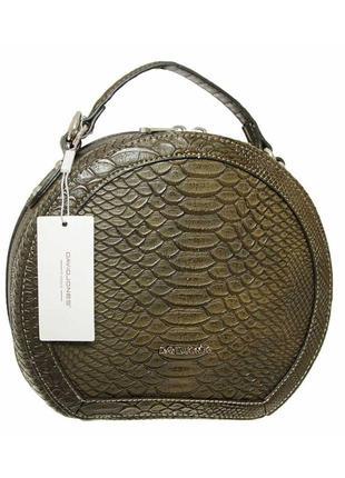 Женская сумка из экокожи david jones cm3250