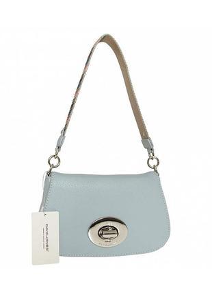 Женская сумка из экокожи david jones cm 3333