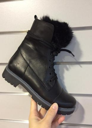 Детские зимние ботинки/сапоги шалунишка на девочку (34-38)
