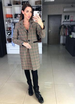 Женское демисезонное пальто, пальто весна осень