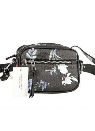 Женская сумка из экокожи david jones 5996-1