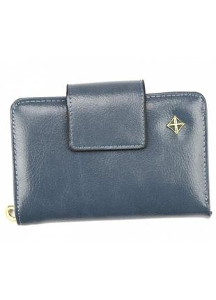 Женский кошелек из экокожи milano design sf-1801