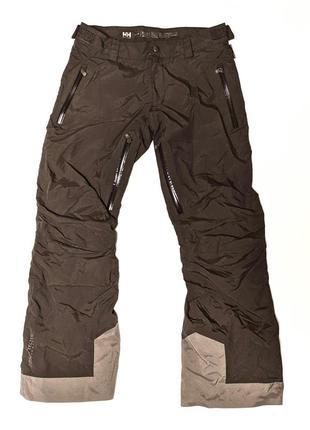 Helly hansen утепленые штаны очень легкие лыжные горнолыжные |...