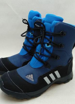 Ботинки черевики adidas climaproof зимние сапоги чоботи