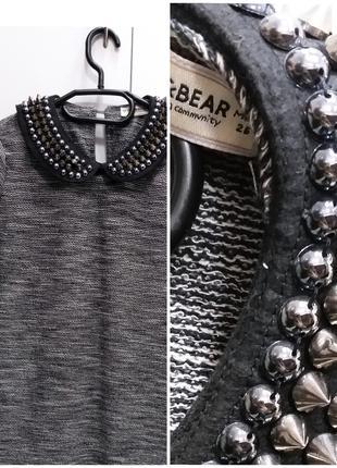 Кофта женская Pull&Bear реглан джемпер