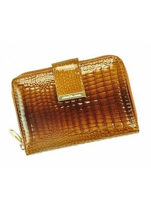 Женский кожаный кошелек jennifer jones 5198