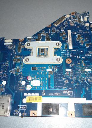 Acer Aspire 5733z Материнская плата LA-6582P