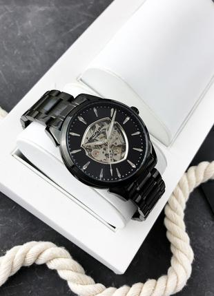 Наручные часы Megalith 8210M All Black Наручні часи, годинник