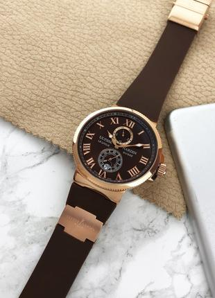 Наручные часы Ulysse Nardin Maxi Наручні часи, годинник