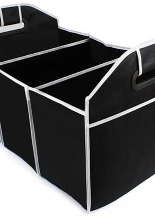 Складная сумка органайзер в автомобиль в багажник авто в машину