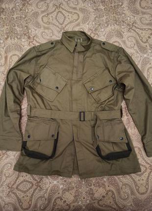 Прыжковая куртка десантников США второй мировой войны