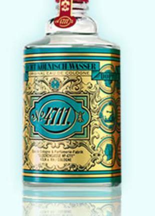 Миниатюра 4711 original eau de cologne. 3 мл оригинал