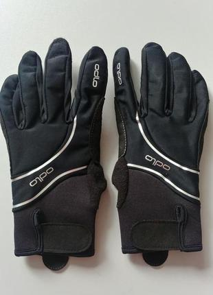 Перчатки odlo nordic sports трекинговые лыжные для верховой езды