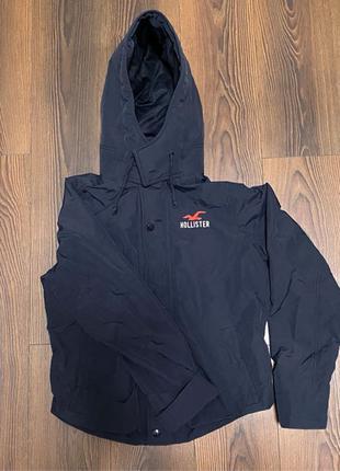 Куртка-Ветровка Hollister!