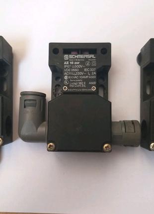 Выключатель безопасности SCHMERSAL модели  AZ 16 zvr