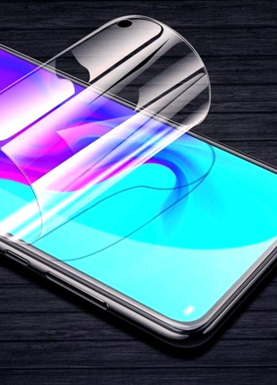 «АКЦИЯ»  Защитная гидрогелевая пленка для Huawei