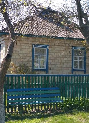 Цегляний будинок