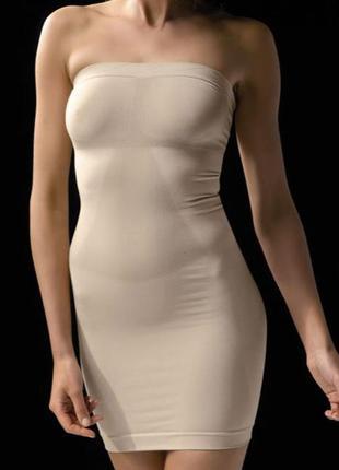 Корректирующее утягивающее платье белье комбинация утяжка  nex...