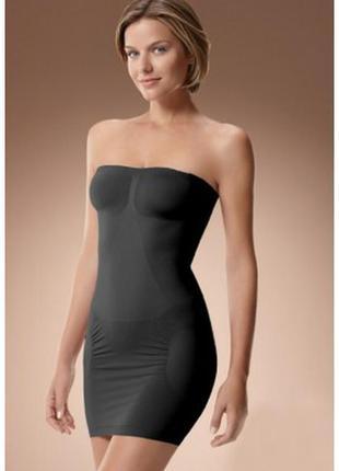 Корректирующее утягивающее платье  комбинация утяжка closer wi...
