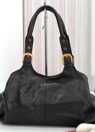 Практичная женственная сумка debenhams, британия, натуральная ...