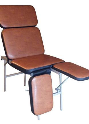 Кресло-кушетка складная универсальная для косметологии , педикюра