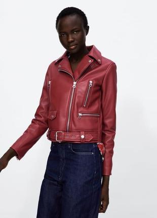 Куртка косуха от zara