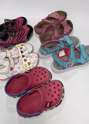 Обувь для девочки 27-28 размера