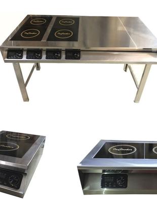 Промышленные индукционные плиты InCooker