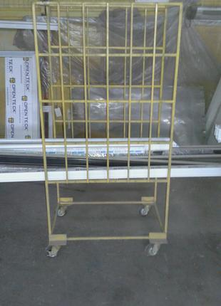 Тележка для транспортировки нарезанного профиля (ячеистая)