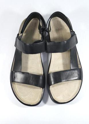 Сандалии ecco corksphere sandal. оригинал. 46р