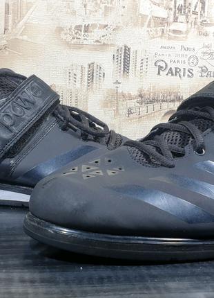 Кроссовки для тяжелой атлети Adidas