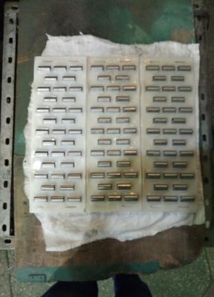 Роликовые шины для круглошлифовальных станков