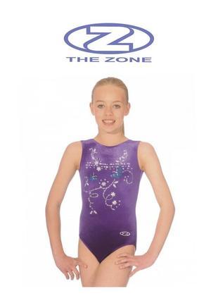 Купальник гимнастический zhe zone