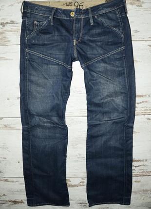 Новые джинсы легкие w24 l30 *g-star raw* elwood heritage loose...