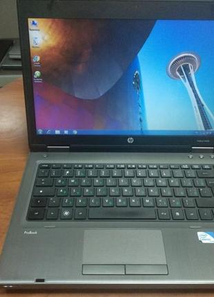 """Ноутбук б.у HP Probook 6460b Intel B840 1.9Ghz/4Gb/320Gb/14"""" 1366"""