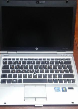 Ноутбук б.у HP Elitebook 2560p Intel Core i7-2620m/ 2.7Ghz /4Gb/1
