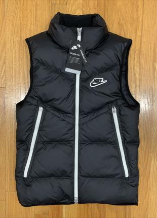 Жилетка Nike Sportswear Down-Fill Windrunner ОРИГИНАЛ CU4414-010