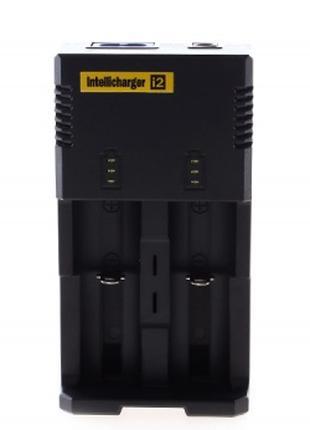 Зарядное устройство Nitecore Intellicharger i2 V2 для Li-Ion/NiMh
