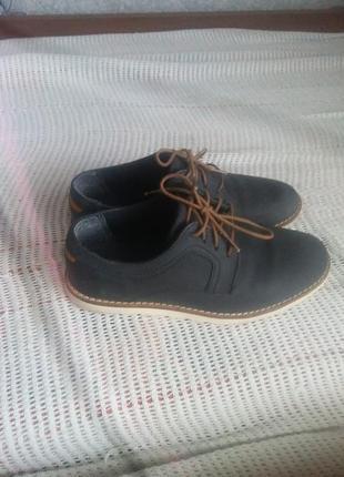 Шкіряні туфлі. next.